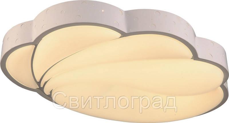 Светильник Потолочный Led с Пультом Д/У    Altalusse INL-9349C-54 White