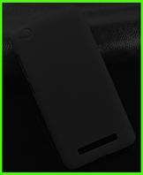 Ультратонкий дизайнерский чехол (бампер), прототип фирмы Nillkin для Xiaomi redmi 4a (черный)