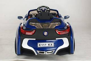 Детский электромобиль BMW i8s VISION, дитячий електромобіль бмв, фото 3