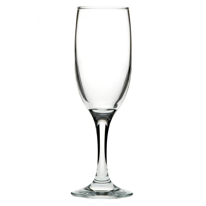 Набор бокалов для шампанского Pasabahce Bistro 190 мл х 6 шт (44419)