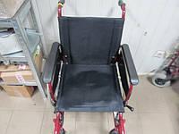 Медецинская инвалидная коляска, ширина 44 см. б.у. из Европы состояние хорошее