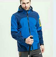 Качественная Качественная мужская спортивная куртка The North Face. Ткань Wind Stopper (ветер стоп) - . Ткань Wind Stopper (ветер стоп) -