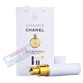 Подарочный набор женских духов Chanel Chance 45 мл