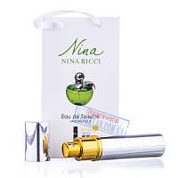 Подарочный набор женских духов Nina Ricci nina green 45 мл