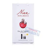 Подарочный набор женских духов Nina Ricci nina 45 мл
