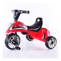 Велосипед трёхколёсный EVA FOAM (М 5343)
