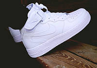 Nike Air Force 1 Mid White