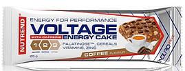 Энергетические батончики Nutrend Voltage energy cake with caffeine 65g