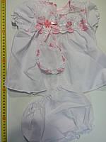 Платье с трусиками и сумочкой 32 см