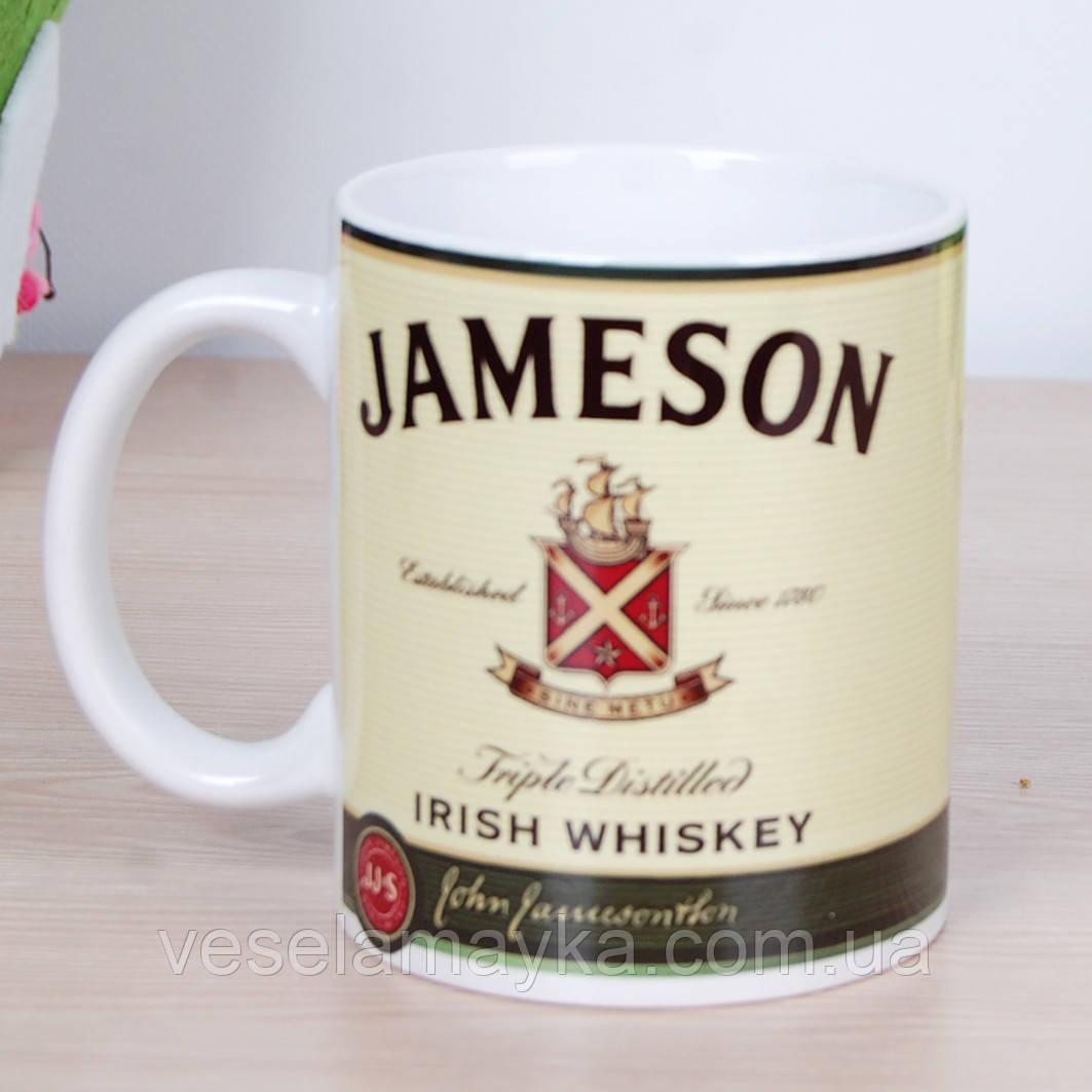 Чашка Jameson