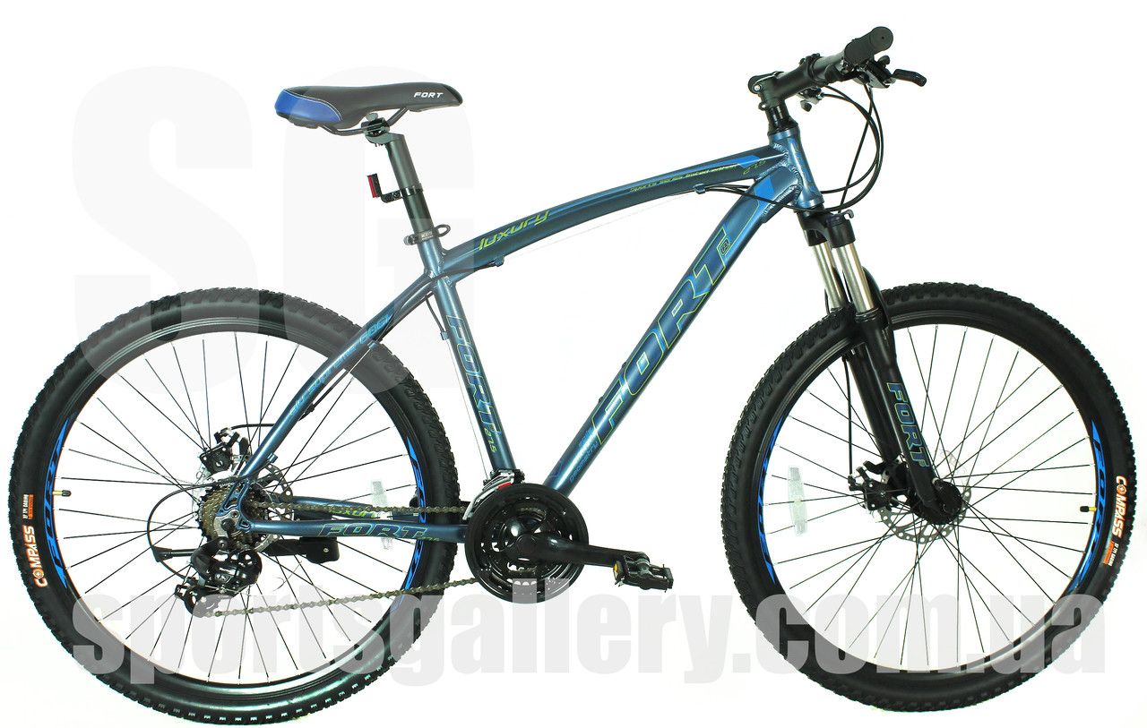 """Велосипед гірський Fort Luxury 27.5 MD - 19"""""""