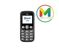Кнопочный мобильный телефон-бабушкофон Nomi 177. 2 сим