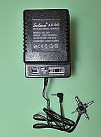 Блок питания универсальный от 1.5V до 12V, сила тока 1200 мА