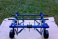 Культиватор междурядной и сплошной обработки для мотоблока ТМ ШИП 0,8 м, опорные колеса