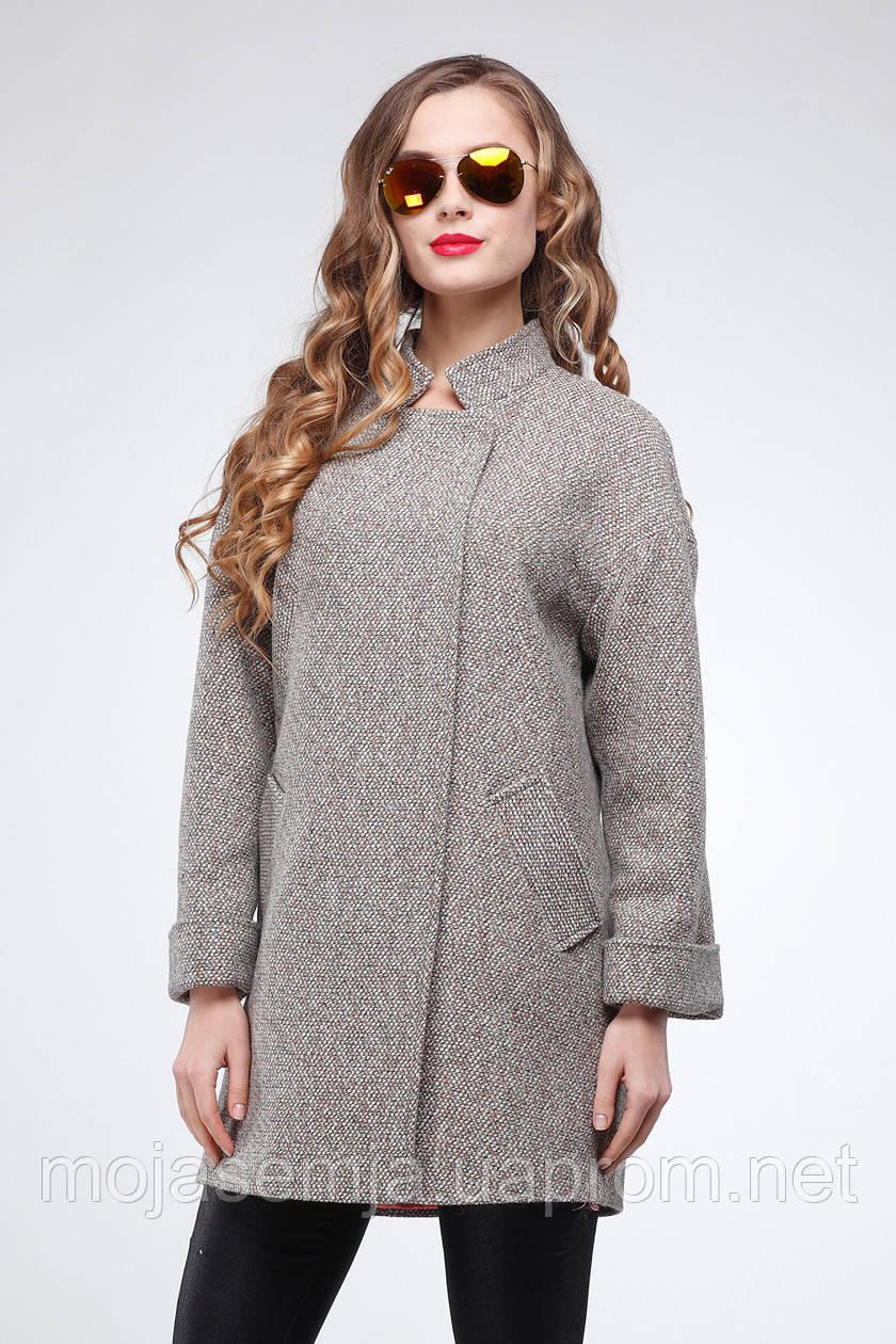 Демисезонное женское шерстяное полупальто Марьям   продажа aa0a655a81812