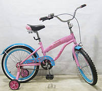 """Детский велосипед TILLY CRUISER 18"""", розовый"""