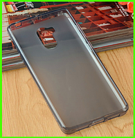 Черный прозрачный чехол, бампер для Xiaomi redmi 4 pro (prime)