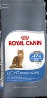Royal Canin Light для взрослых кошек с избыточным весом