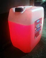 Красный антифриз Океан GRS-40 G12 RED кан 20 кг. Охлаждающая жидкость -карбоксилат. Якість. Качество в Украине