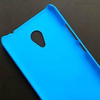 Чехол пластиковый для Meizu M3S/M3/M3 mini (голубой)