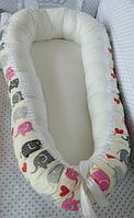 Позиционер люлька кокон люлька кроватка гнездышко Cocoonbaby
