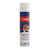 Спрей от блох и клещей 250мл для собак и кошек Больфо Байер Bolfo Bayer