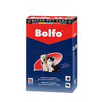 Ошейник 35см на 2.5 месяца от блох и клещей для собак и кошек, Больфо Байер Bolfo Bayer