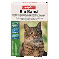 Био ошейник 35см на 4 месяца от блох и клещей для кошек и котят, Беафар Beaphar