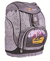 Рюкзак шкільний ZiBi Ergobag CITY TRAFFIC (15.0031CT) каркасний, фото 1