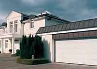 Ворота гаражные секционные RenoMatic Hörmann (Германия) Sandgrain 2750х2500