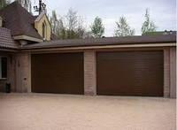 Ворота гаражные секционные RenoMatic Hörmann (Германия) Sandgrain 3000х2250