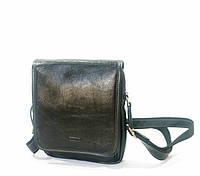Сумка кожаная мужская Katana чёрная 98102.