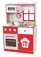 Детская деревянная кухня EcoToys 4253