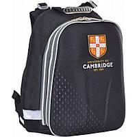 """Рюкзак школьный 1Вересня """"Cambridge"""" Н-12 36*32*17см"""