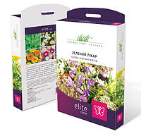 Зеленый доктор Купить семена цветов смеси ELITE