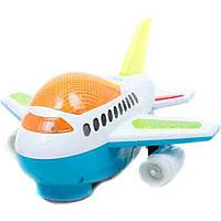 Музыкальная игрушка самолет 136