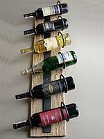 Подставка  для вина настенная - 205-6