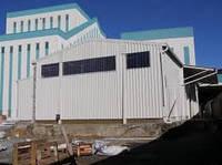 Реконструкция и модернизация старых промышленных и сельскохозяйственных зданий, расширение производственных пл