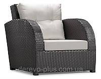 Кресло из техноротанга  арт.03-5214