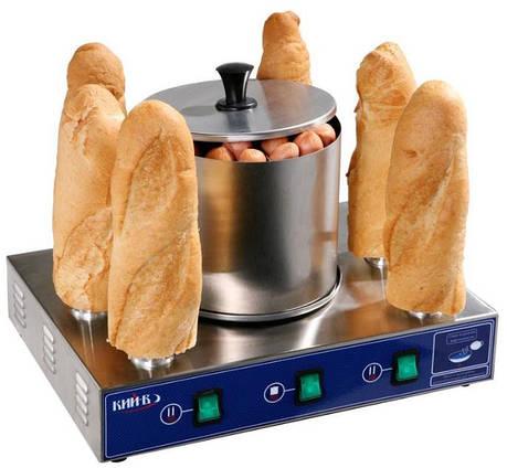 Аппарат для хот-догов Кий-В АПХ-Ш, фото 2