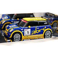 "Машинкаа коллекционная ""Mini Cooper"" на радиоуправлении 8111B р.36х14,4х13,4 см."