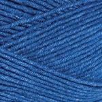 Yarnart Jeans Plus № 17 синий