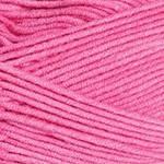 Yarnart Jeans Plus № 42 ярко-розовый, фото 1