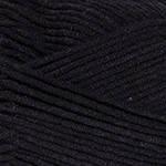 Yarnart Jeans Plus № 53 черный