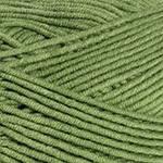 Yarnart Jeans Plus № 69 зеленая трава