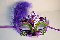 Карнавальная маска №1