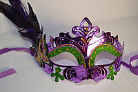 Карнавальная маска №2
