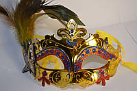 Карнавальная маска №4
