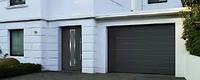 Ворота гаражные секционные RenoMatic Decograin Hоrmann (Германия) 2500х2500