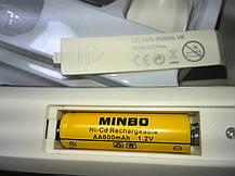 Машинка для стрижки Gemei GM-586 (4 в 1) бритва, триммер, фото 3